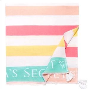 NWT Victoria's Secret Beach Blanket